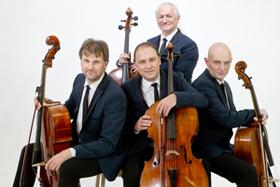 Bild: Rastrelli Cello Quartett -