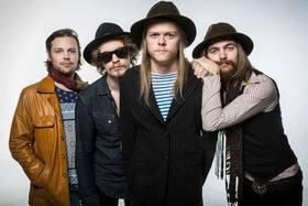 Bild: Jetbone (SWE) und The Bland (SWE) Southern R&B meets Americana Folk Rock