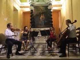 Bild: Weihnachtskonzert - Philharmonisches Streichquartett Stuttgart