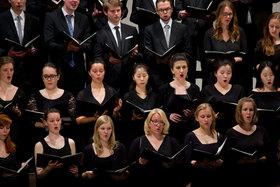 Bild: Chorsinfonisches Konzert des Hochschulchores & Hochschulsinfonieorchesters