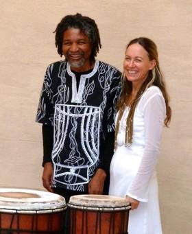 Bild: Spiritual Drums Carola Schidlo