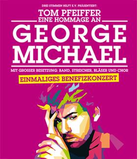 Bild: Tom Pfeiffer –  Eine Hommage an George Michael