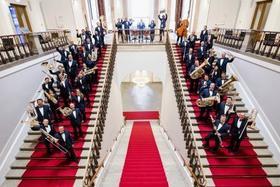 Bild: Neujahrskonzert mit dem Polizeiorchester Bayern