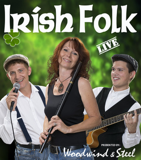 Bild: Irish Folk & Entertainment live pres. by Woodwind & Steel - Like an Evening in an Irish Pub