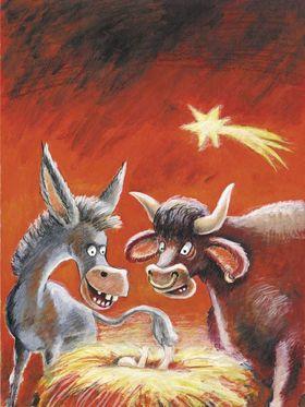 Bild: Ox und Esel - Kinder-Weihnachtskomödie mit dem Theater Mummpitz