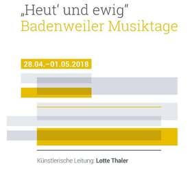 Bild: Liederabend - H. Chr. Begemann, Th. Seyboldt
