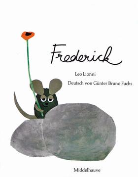 Bild: Vorlesen & Basteln - Für Kinder von 3 bis 4 Jahre in Begleitung eines Erwachsenen - Gemeinsam in der Bibliothek: Frederick