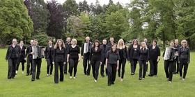 Bild: 25. Doppelkonzert des Handharmonika und Akkordeonclubs Bad Krozingen