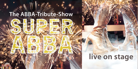 Bild: Super a tribute to ABBA - Live on Stage