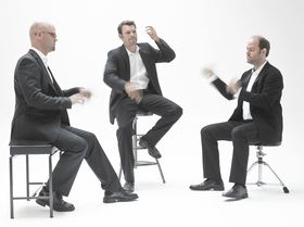 Bild: VEIN - Highlight: Trio at it´s best