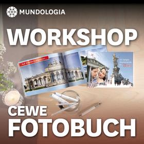 Bild: MUNDOLOGIA-Workshop: CEWE Fotobuch Intensiv