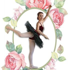 Bild: Dornröschen - Ein Märchenballett aufgeführt von den Schülerinnen und Schülern der Ballettschule Freese-Baus