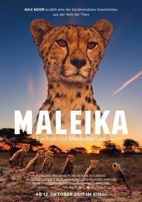 Bild: Maleika - Sondervorstellung inklusive einem Glas Sekt, in Anwesenheit von Regisseur Matto Barfuss