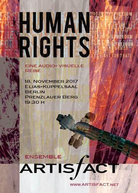 Bild: Human Rights - Eine audio-visuelle Reise