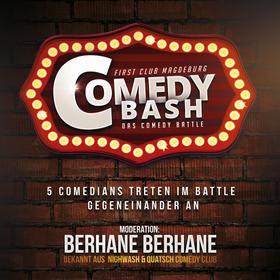 Bild: Comedy Bash - 29. Mai 2018 - Finale 2.Staffel