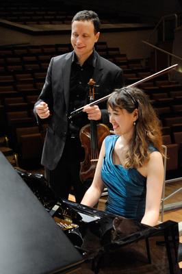 Bild: Berlin Chamber Duo - Die singende Viola