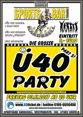 Bild: Die große Ü40 Party - Party und Tanz für die reife Jugend - Part5