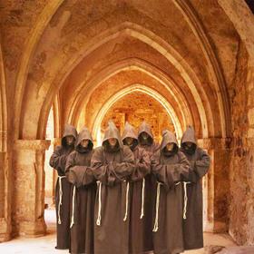 Bild: THE GREGORIAN VOICES - Klostergesänge zur Weihnachtszeit