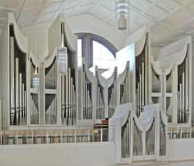 Bild: Orgelmusik für vier Hände und vier Füße - Dommusik Stuttgart
