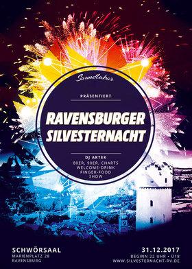 Bild: Ravensburger Silvesternacht
