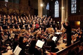 Bild: Franz Schubert - Messe Es-Dur und 8. Symphonie