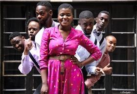 Bild: Africappella - A Cappella