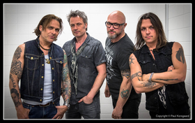 Bild: Mike Tramp & Band of Brothers 2018 - Mike Tramp & Band of Brothers 2018