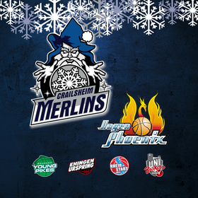 Bild: Crailsheim Merlins - Weihnachtsspiel