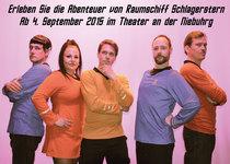 Bild: Raumschiff Schlagerstern - Theater an der Niebuhrg