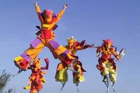 Bild: Internationales Varietéfestival