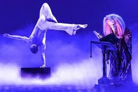 Bild: Dirk Denzers Spirit Dreams - ein erhebendes Varieté-Ereignis