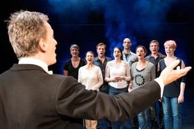 Bild: Wie im Himmel - Schauspiel mit Musik von Kay Pollak - Generalprobe