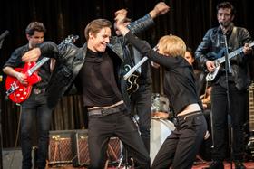 Bild: BACKBEAT - Die Beatles in Hamburg - Premiere