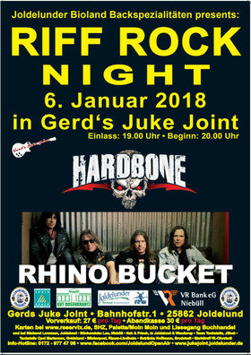 Bild: Guitar Heroes Festival - RIFF ROCK NIGHT