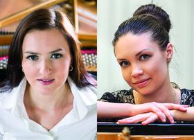 Bild: Junge Meister der Klassik - Klavierabend Piano-Duo Vision