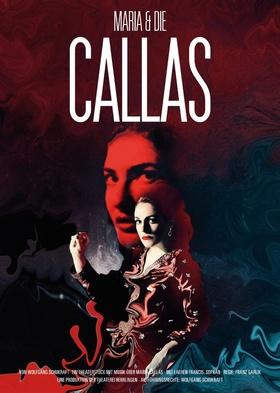 Bild: Maria und die Callas - Von Wolfgang Schukraft