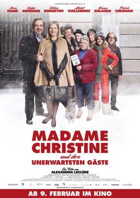 Bild: Madame Christine und ihre unerwarteten Gäste