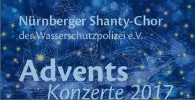 Bild: Nürnberger Shanty Chor der Wasserschutzpolizei e.V. - Weihnachten im Hafen, Adventskonzert - Shanty-Chor
