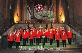 Bild: Polizeichor Nürnberg Vorweihnachtliche Konzerte - Weihnachtskonzert Frauenchor des Polizeichores Nürnberg