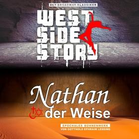 Bild: Kombiticket West Side Story & Nathan der Weise