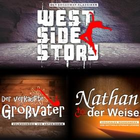 Bild: Kombiticket West Side Story & Nathan der Weise & Der verkaufte Großvater