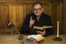 Bild: Errette mich von den Einhörnern! - Luther im Original