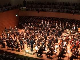 Bild: Konzert des Jugendsinfonieorchesters der Musikschule Bochum - in Kooperation mit dem Hilfswerk Lions Club Bochum-Hellweg