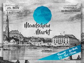 Bild: Mondscheinmarkt #3 - Flohmarkt, Musik und Drinks