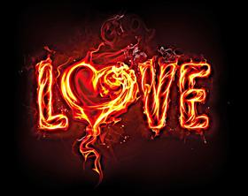 Bild: Burning Love - Volksbühne Michendorf