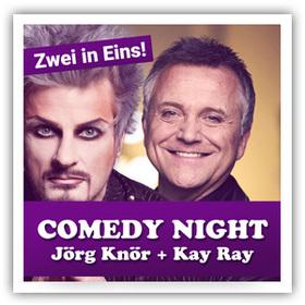 Bild: Comedy Night - Jörg Knörr & Kay Ray