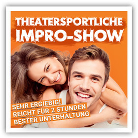 Bild: Theater-Impro-Show