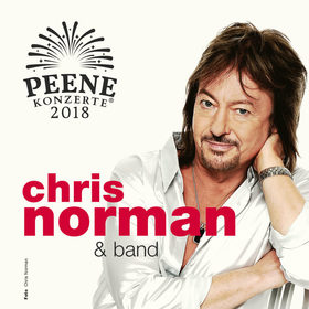 Bild: Peenekonzerte 2018 - Chris Norman