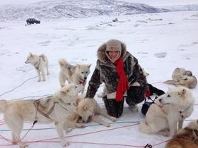 Bild: Ulla Konold: Grönland - Bilder und Geschichten