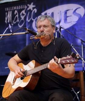 Bild: Guitar-Weekend: Wolfgang Kalb - Fingerpickin' & Bottleneck Blues Guitar